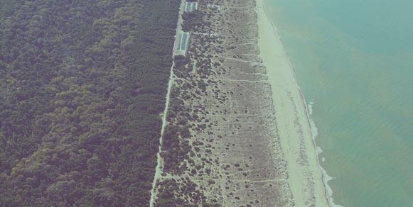 Playas y la naturaleza